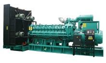 USA Googol Brand 3 MW Diesel Generator