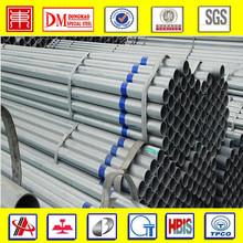 recubrimiento de zinc de tuberías para el petróleo y tuberías de gas