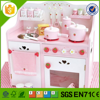 New design wooden kitchen sets toy fruit set for kids for wholesales