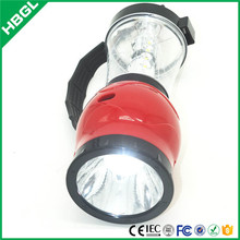 mobile phone charge portable led solar camping light