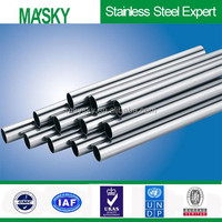 FREE SAMPLE stainless steel tube 8 with factory price