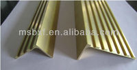 Stainless Steel Nosing/pipa stainless steel/laminate stainless steel