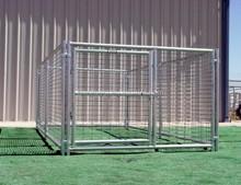 Dog Kennel Panels Dog Runs in Galvanized Steel Tube