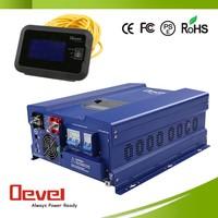 5000W off grid mppt solar inverter 24v 220v 5000w