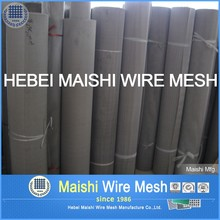 SS 316 316L Stainless Steel Wire Mesh Screen