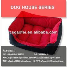 stuffed dog house toy