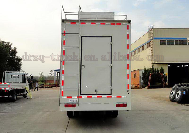 Electric Unit For Food Truck