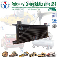 Trust and Mocal Style Universal Engine Transmission Oil Cooler, universal oil cooler selling as hotcake