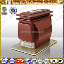 Epoxy Resin 5~75/5A 2 Core Type Current Transformer CT
