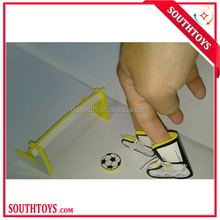 DIY cheap EVA mini desk top sport game finger rugby football basketball game 3 in 1