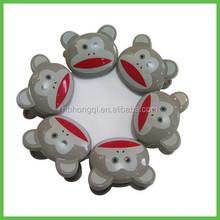 Good Quality Plastic Cartoon Monkey Clothes Pins