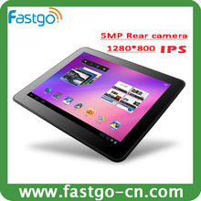 2014 wholesale Allwinner A31S quad core kitkat tablet, tablet 10 inch