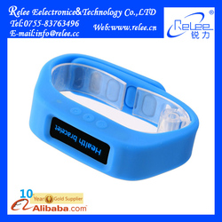 Anti-Theft Bluetooth 4.0 Smart Bracelet 2015 Healthy Android Smart Watch