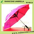 Guangzhou guarda-chuva personalizado com ventilador elétrico