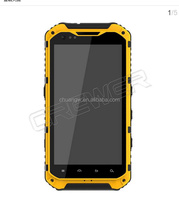 Original Quad core A9 phone Android 4.2 Gorilla glass 2GB/8GB 8MP Waterproof phone GPS Dustproof Shockproof cellphone 3G