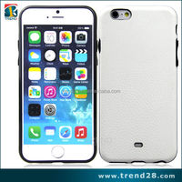 ultra-thin IMD tpu case for iphone 6, for iphone 6 phone case tpu case ,2 tone tpu case for iphone 6