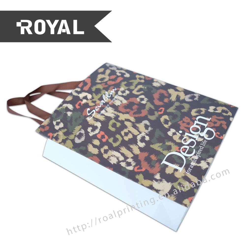 Custom made paper bags online