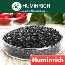 Huminrich Lowest Toxicity Values Potassium Humate Fertilizer Manufacturer In China