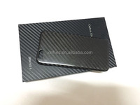 China 100% Luxury Carbon Fiber Back Phone Cases 4.7 inch cover