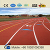 Factory price for permeable polyurethane rubber running track