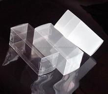 Custom Transparent Plastic PVC Box Manufacturer PVC Printed Box