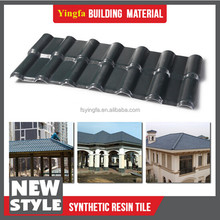 interlocking composite deck tiles