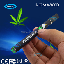 Magnetic design cbd oil /wax/Hemp cream electronic cigarette low price with ceramic rod vape pen