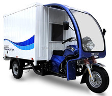 Cargo container three wheel motorcycle with good price and quality FL200-B