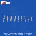 Talla mini blade/la hoja quirúrgica/de alta de acero al carbono hoja