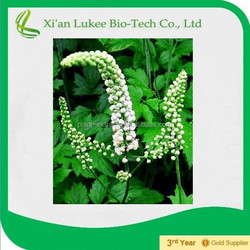 High quality black cohosh extract / pure natural cimicifuga foetida L / best price triterpene glycosides