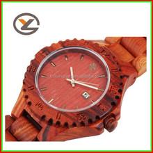 Mini wood watches import digital diamond custom watch wooden