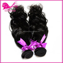 hot selling 6A grade natural wave indian hair 100% human hair extenion