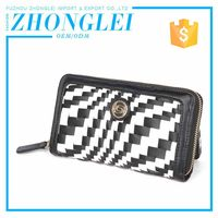 Elegant Top Quality Customizable Money Clip Wallet Pu Leather Case
