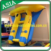 2015 New Design Inflatable Flying Fish Boat for 4 person