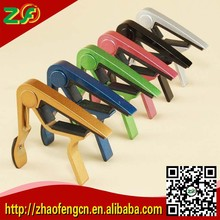 Wholesale Aluninium Capo Guitar Songs,Metal Electric/Acoustic/Folk/Bass Chinese Guitar Capo