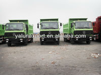 Heavy dump truck Beiben off road tipper for quarry or mining