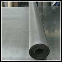 Standard roll size of stainless steel wire mesh