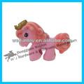 Venta al por mayor de pvc 5cm animales de zoológico juguetesdeplástico, la congregación de dibujos animados caballo de juguete