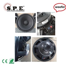 spe audio all size speaker woofer offered 6 8 10 12 15 18 inch woofer