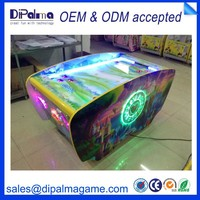 2 persons indoor game machines air hockey table