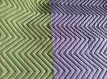100% polyester Ultrasonic Bedding Sets / Pin- sonic Quilt / Embossed bedspreads
