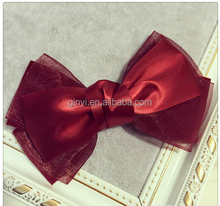Handmade Hairpin with Ribbons For Girls
