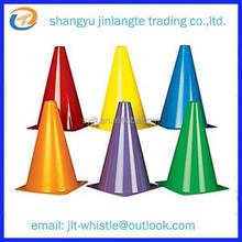 custom sports cones plastic sport cones