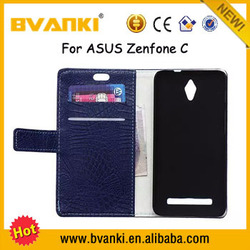 Japan Wholesale Leather Bag Case For Asus Zenfone C Silicone Phone Wallet,Waterproof Case For Smart Phone Asus Zenfone C