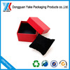 Import from China,hard board packaging box with custom logo!