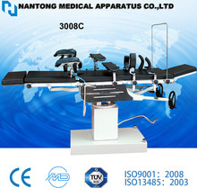 Head controlled, Multi-purpose High Operating Table( Model 3008C)
