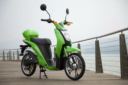 Windstorm,No Flodable off road electric scooter motor motorcycle