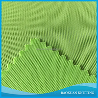 100% polyester super thin eyelet spandex mesh fabric bird eye mesh fabric for t shirt