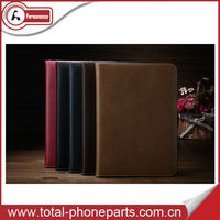 For ipad air case cover leather case for ipad air magnetic function folio for ipad mini case fold