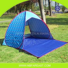 Fashion new arriving folding custom outdoor camping tent